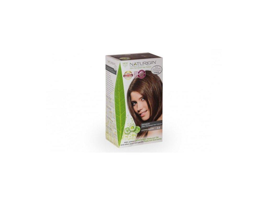 0005620 naturigin barva na vlasy copper brown 46