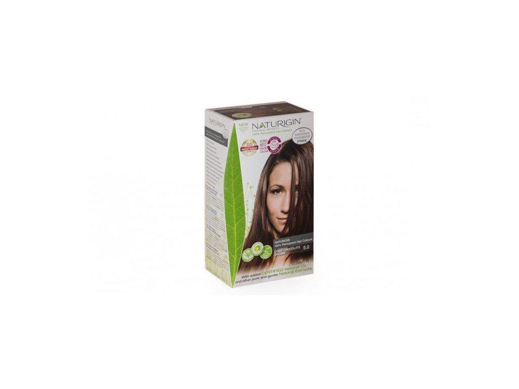0005612 naturigin barva na vlasy chocolate brown 50