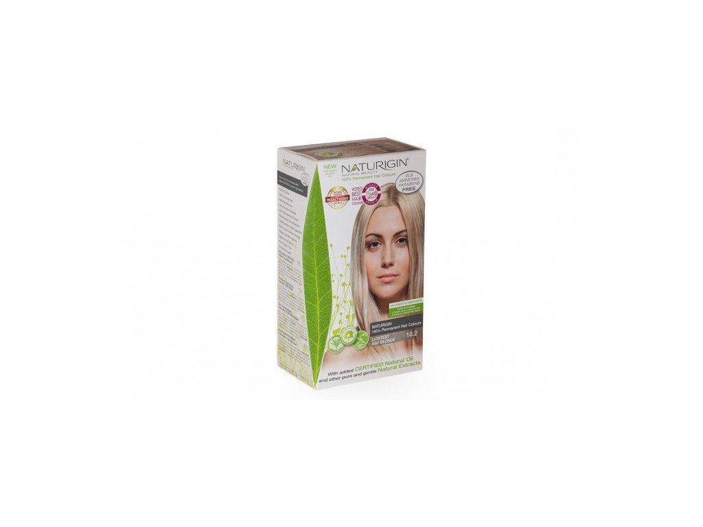 0005532 naturigin barva na vlasy light ash blonde 102
