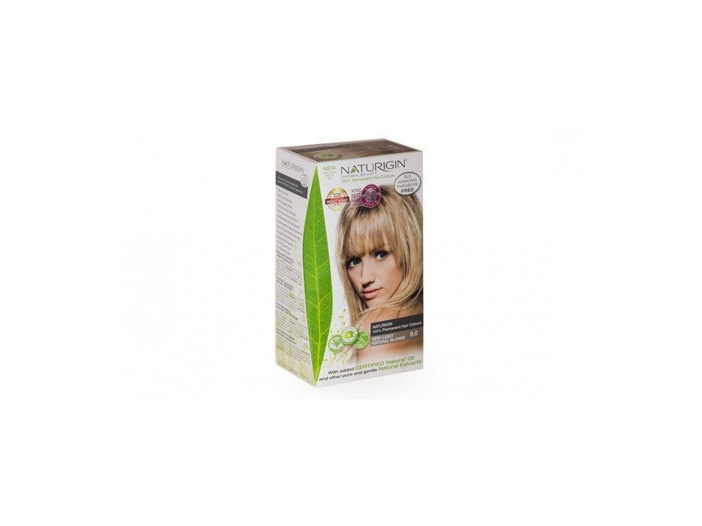 0005548 naturigin barva na vlasy very light natural blonde 90