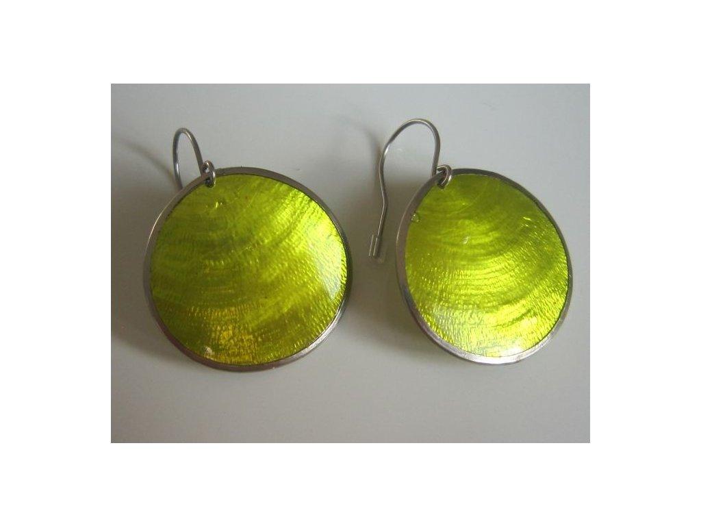 0002965 nausnice fishhook zelene