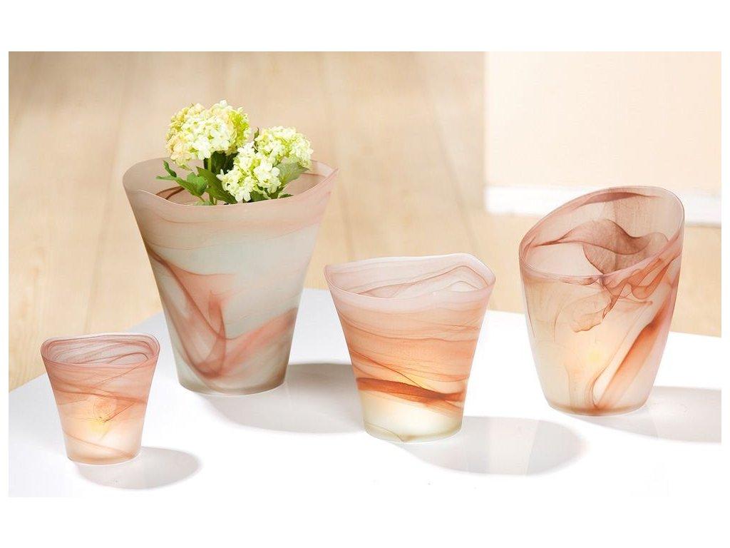 0004432 obal na orchideje alabaster 14 cm