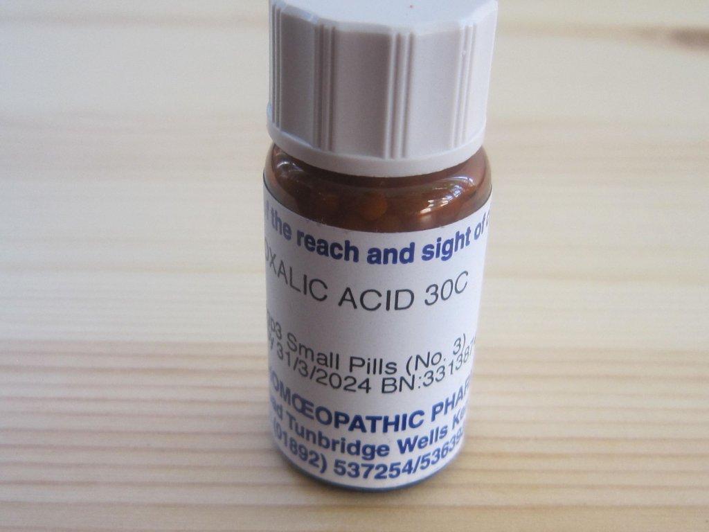 0012024 oxalic acid 30 4g
