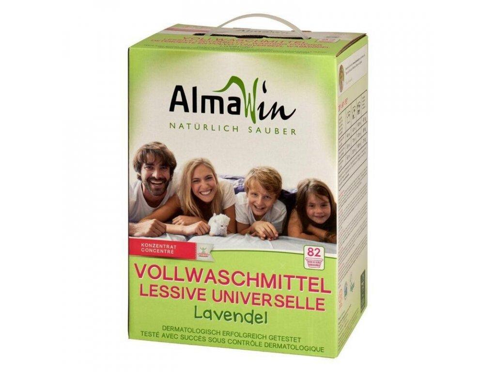 ALMAWIN prášek na praní univerzální 4,6 kg