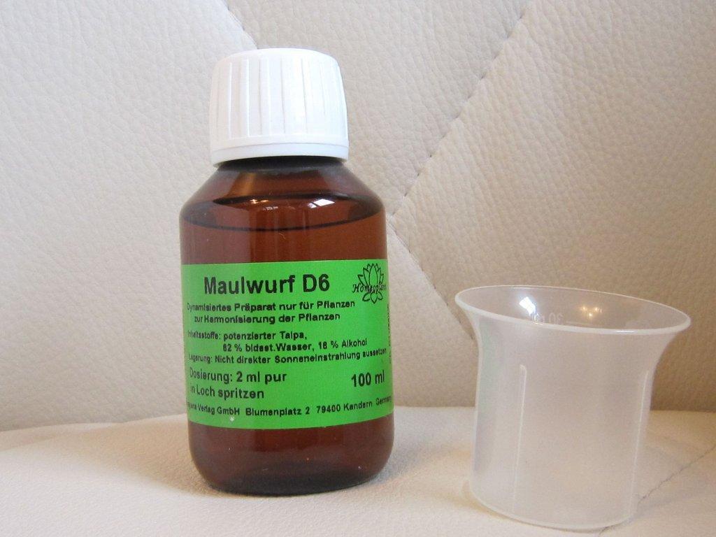 0006087 proti krtkum d6 homeoplant 100 ml