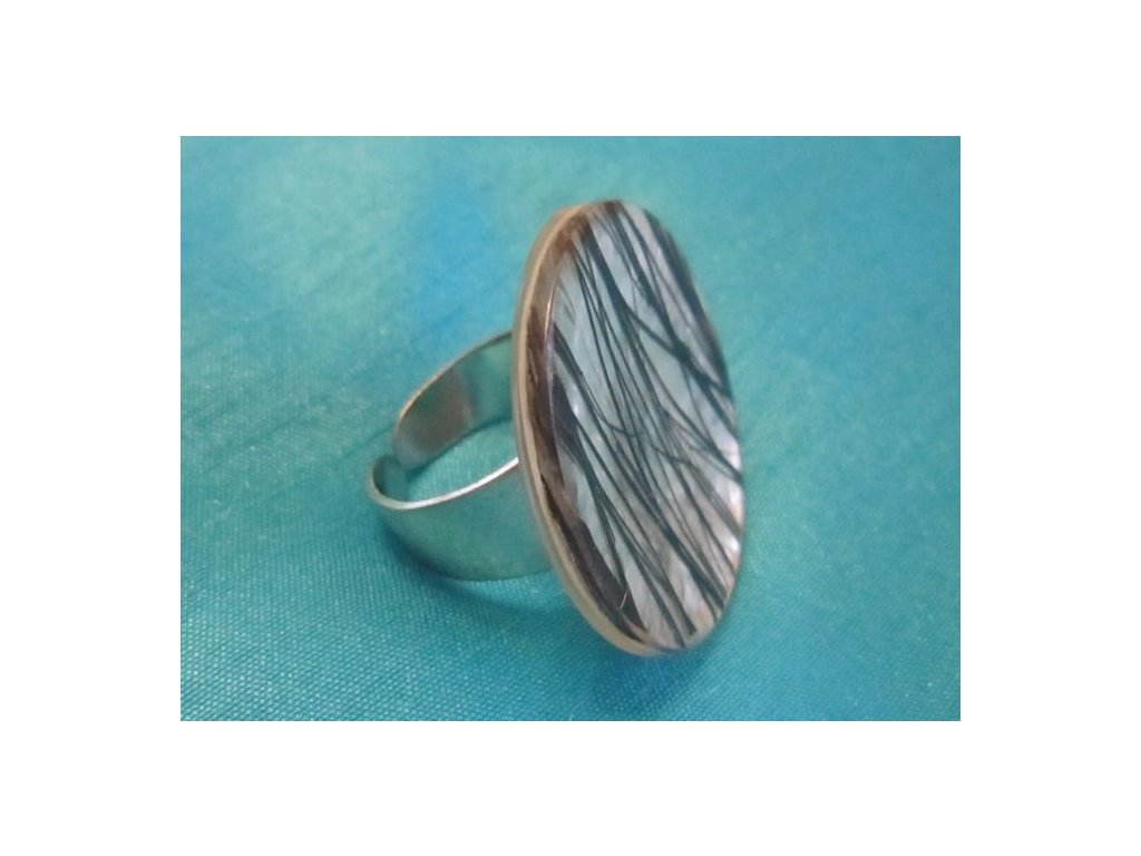 0003022 prsten black fibre