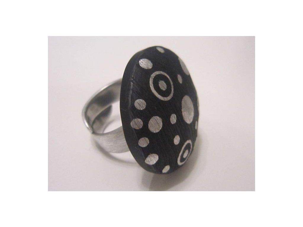0003029 prsten funny dots
