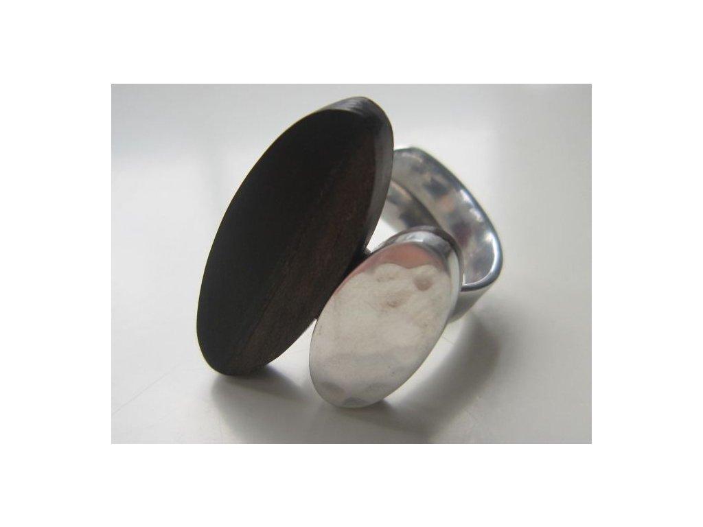 0003030 prsten kamagong wood