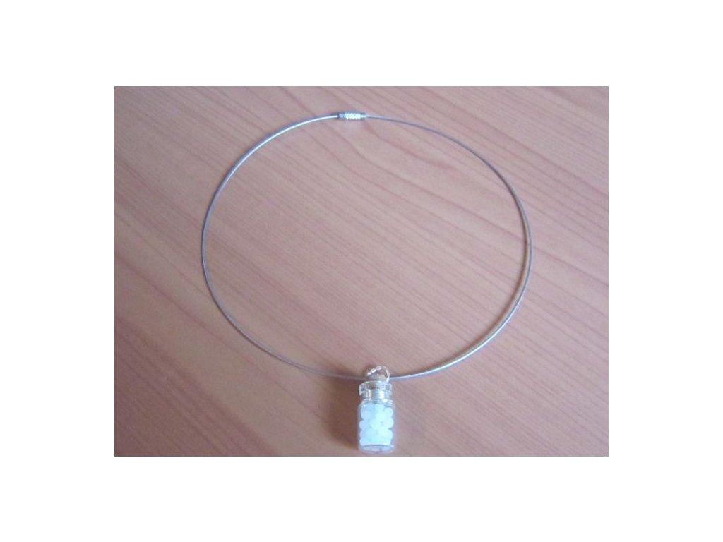 0002826 amulet ochranny vcely vosy kovova obruc