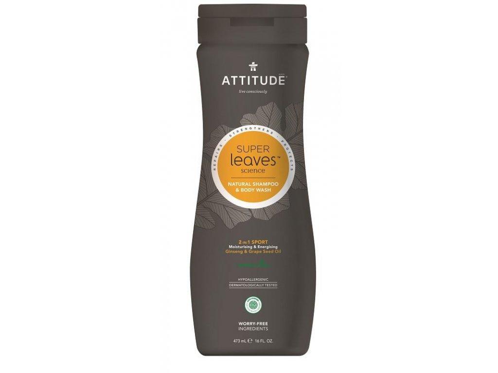 0010178 prirodni pansky sampon a telove mydlo 2 v 1 s detoxikacnim ucinkem pro normalni vlasy