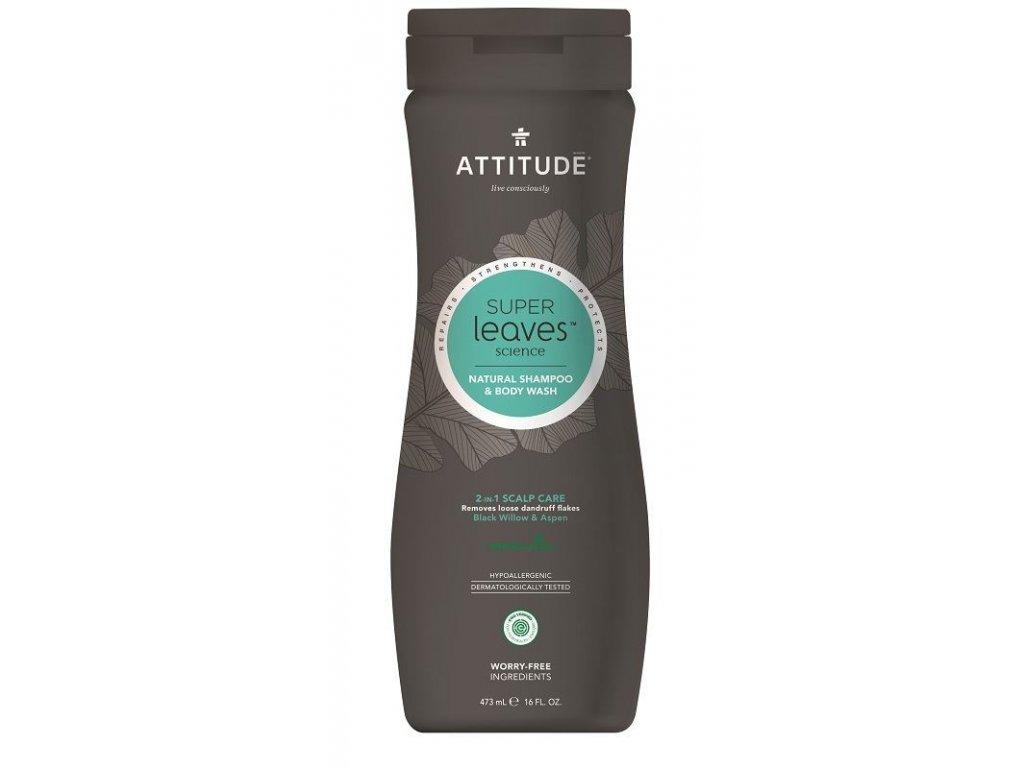 0010177 prirodni pansky sampon a telove mydlo 2 v 1 s detoxikacnim ucinkem proti lupum