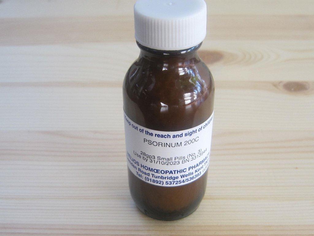 0011954 psorinum 200 c 28 g