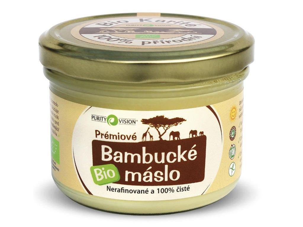 0004661 purity vision 100 ciste bambucke maslo bio 200 ml