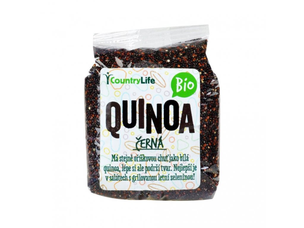 0005889 quinoa cerna 250g bio country life