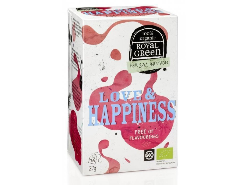 0011523 royal green bylinny caj love happiness bio