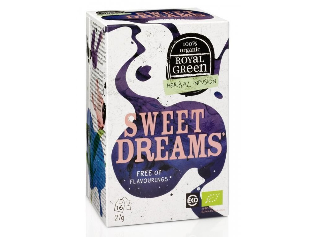 0011519 royal green bylinny caj sweet dreams bio