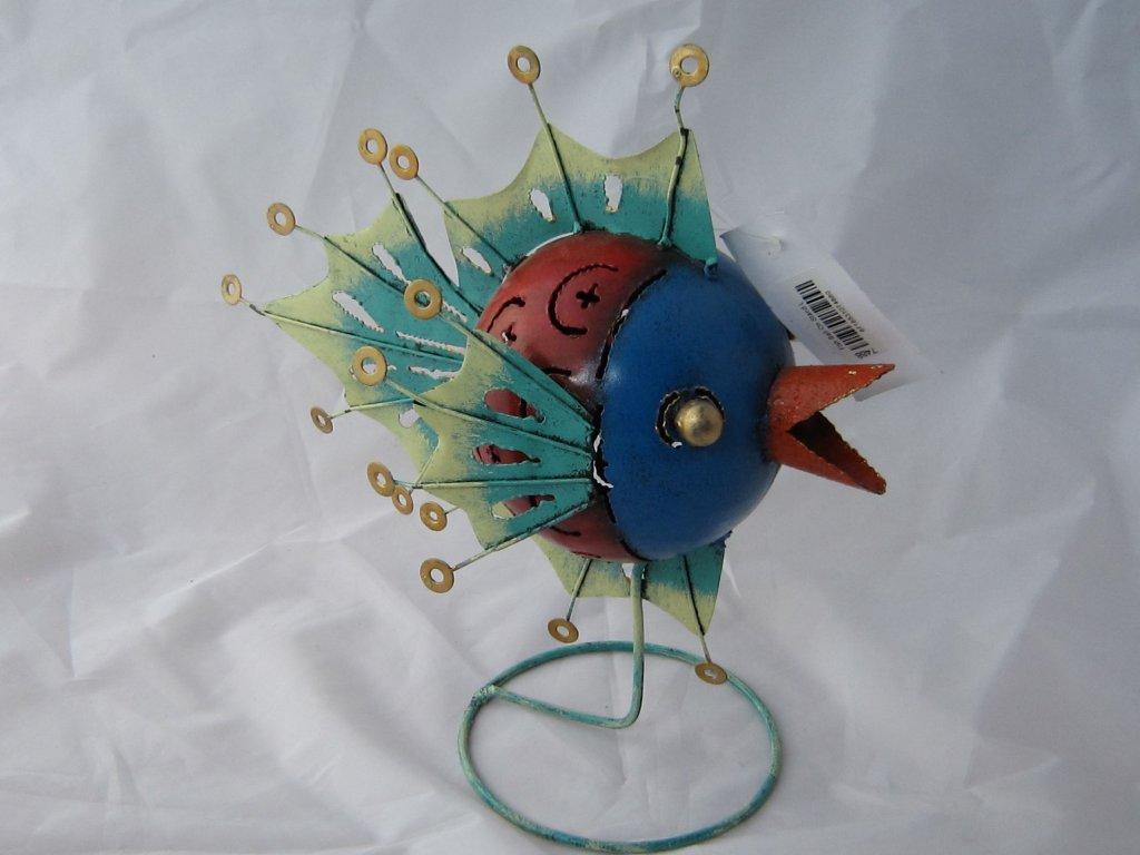0005148 ryba plechova modra