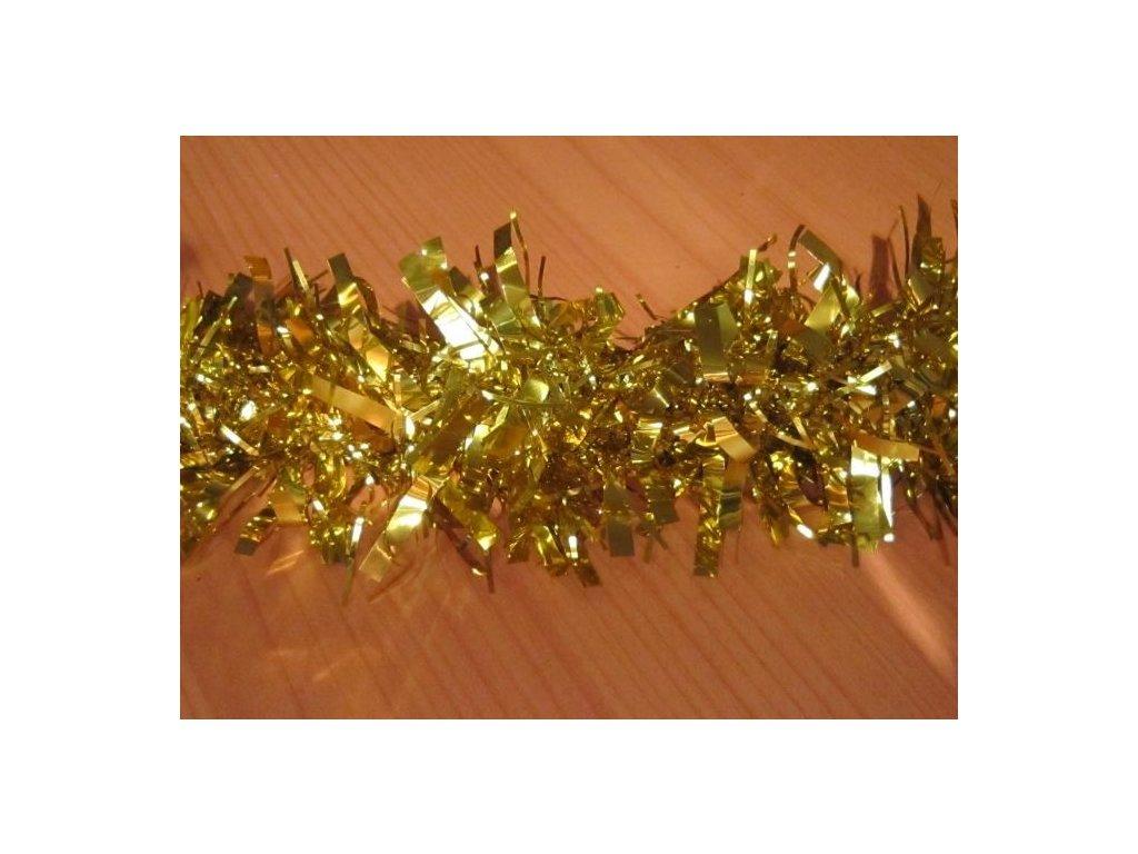 0002316 retez chunky zlaty