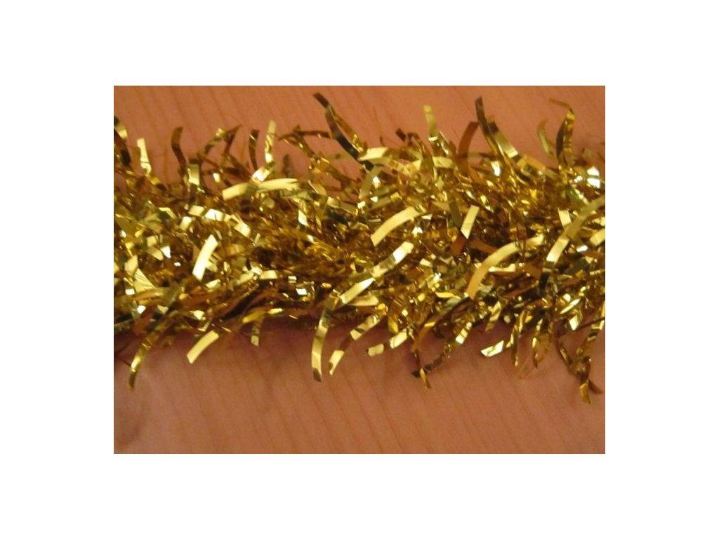 0002325 retez vlnka zlaty