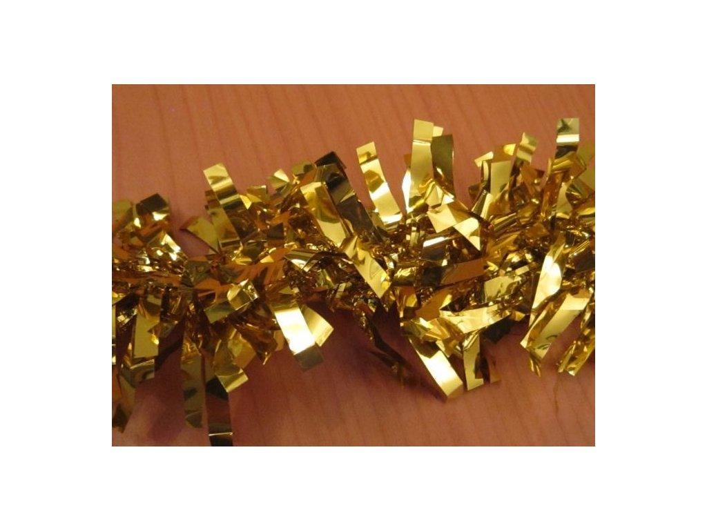 0002321 retez zalomeny zlaty