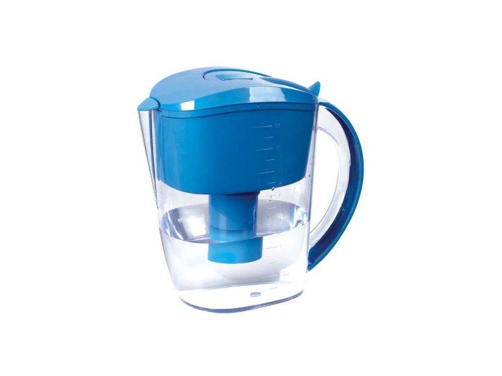 0011135 filtracni konvice s alkalickym vodnim filtrem modra