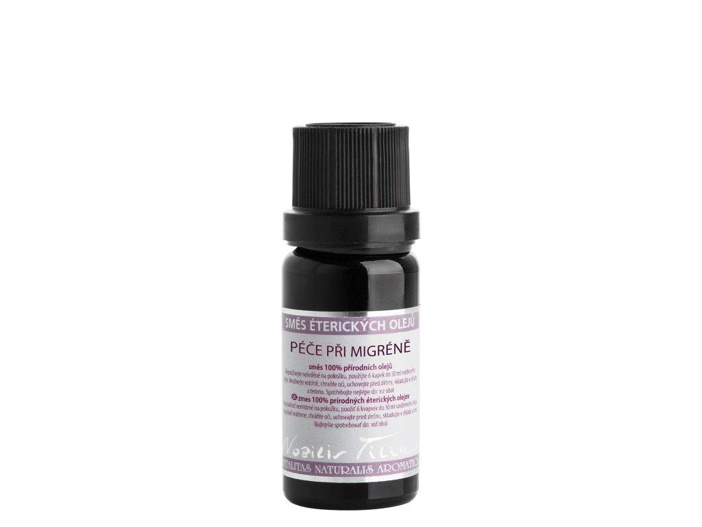 0011028 smes eterickych oleju pece pri migrene 10 ml