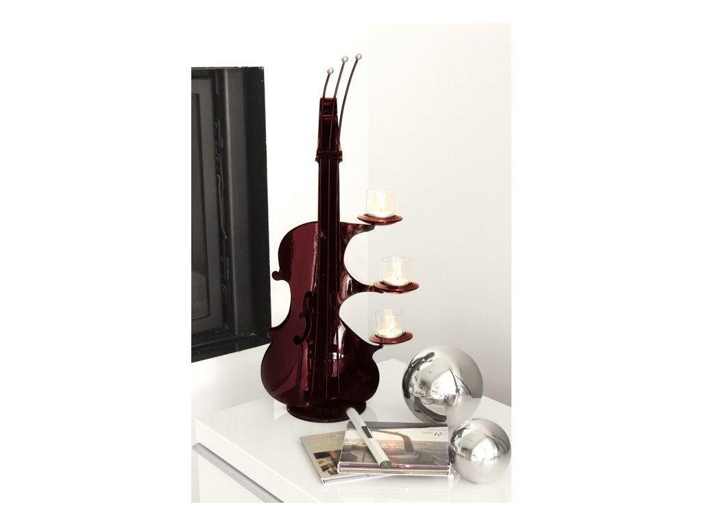 0004089 svicen violina hneda