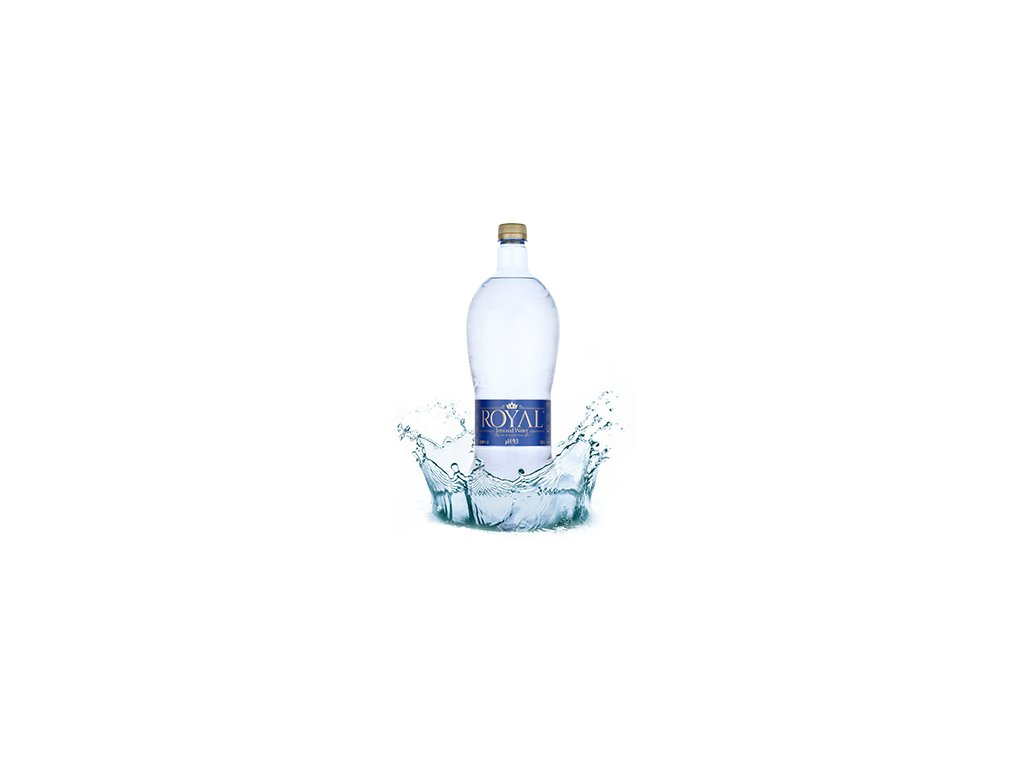 0006211 ionized royal water ph 93 ionizovana kralovska voda 15 l