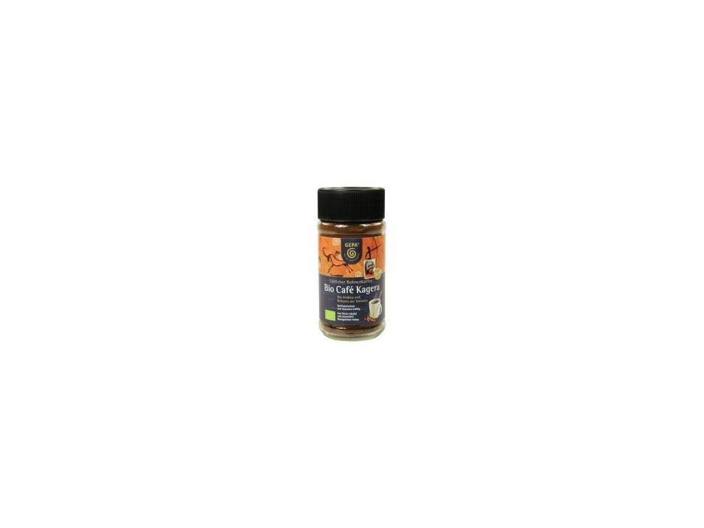 0007594 bio instantni kava fair trade kagera 100 g