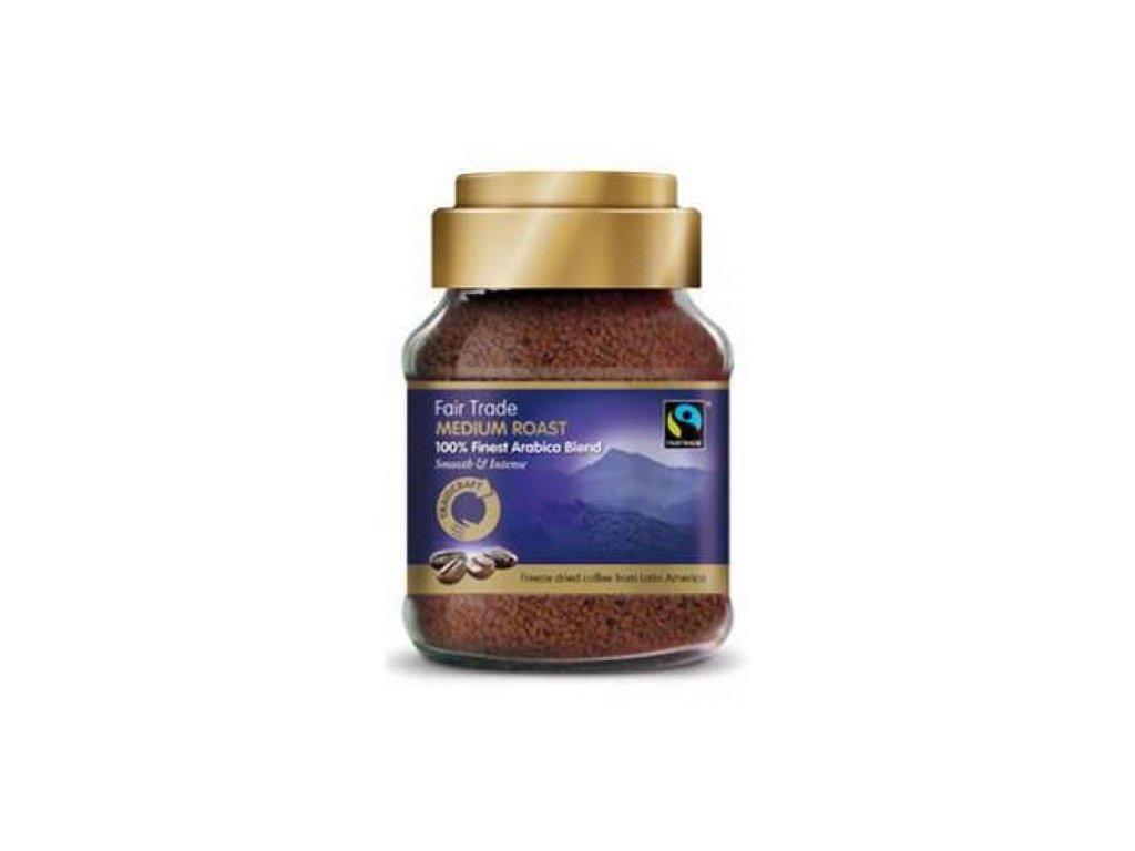 0007596 bio instantni kava medium roast 100 g