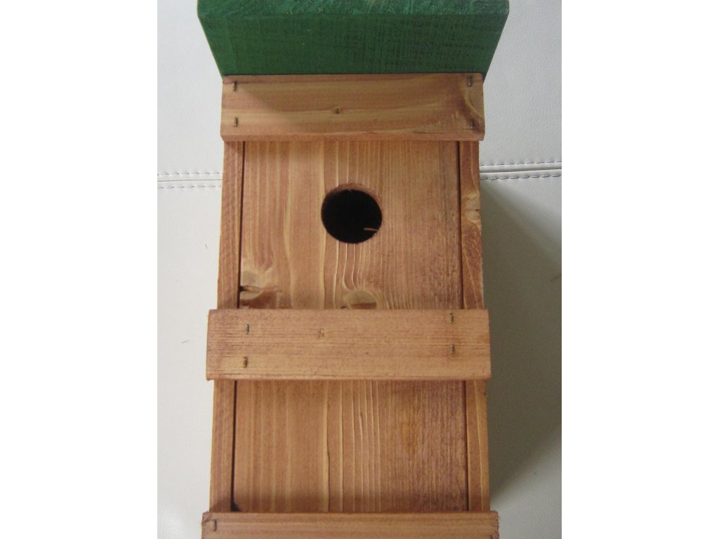 Budka pro hnízdnění ptáků č.1 - sýkorník