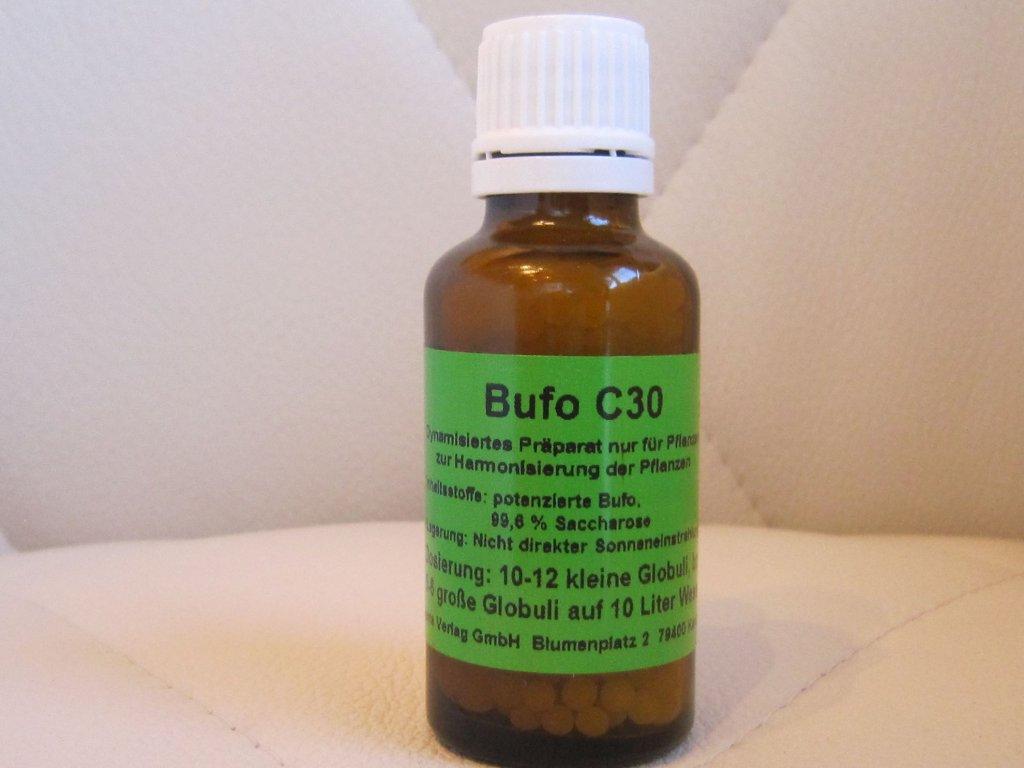 0006134 bufo rana c30 proti molicim msicim a puklicim