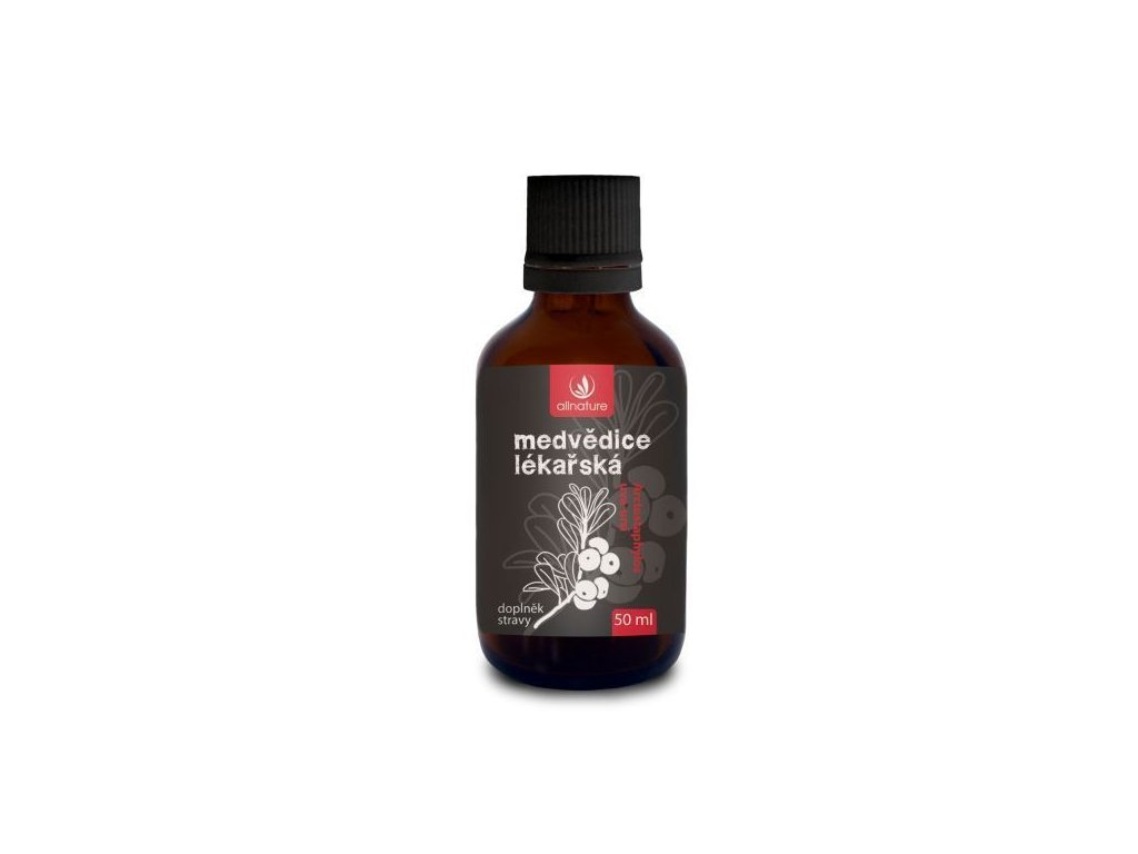 0011099 bylinne kapky medvedice lekarska 50 ml