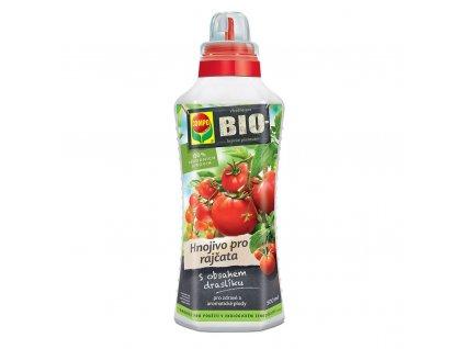 0004712 compo bio hnojivo pro rajcata 500 ml