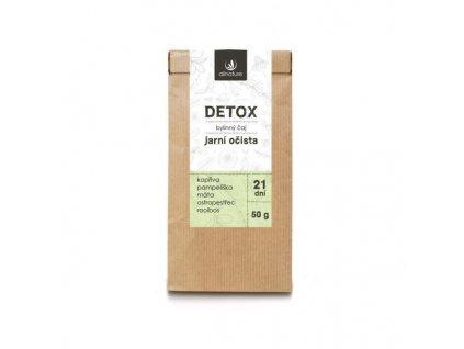 0011062 caj bylinny detox 50 g