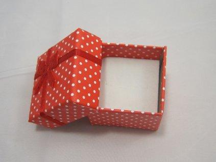 0003808 krabicka cervena puntik