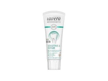 C1E497AB BB6A 4BD5 ACED 697558DD0A2E lavera zubni pasta sensitive and repair 75ml