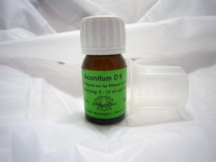 0003760 aconitum d6 proti rzim cerni a strupovitosti