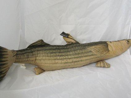 0010221 polstar ryba maketa velka
