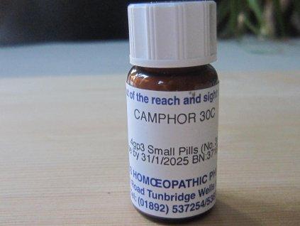 Camphor 30C 4 g