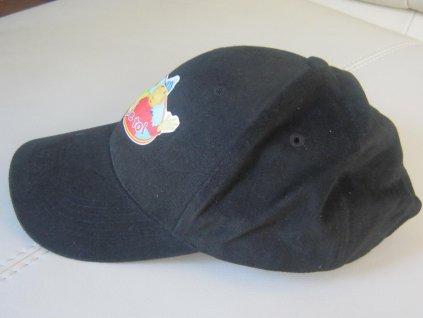 Čepice pro dospělé černá