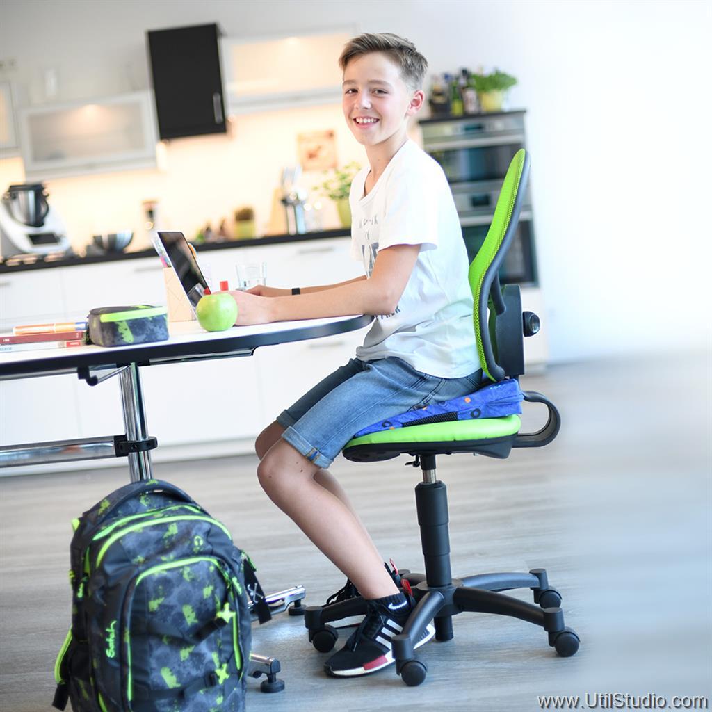 Zdravé sedenie v škole