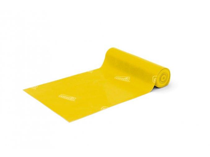 Elastický pás Fitband_žltý