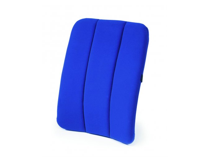 Opierka na sedenie do auta modrá