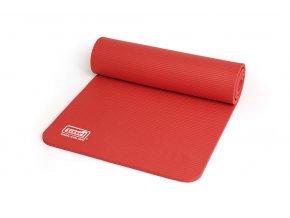 Gymnastická podložka na cvičenie_červená