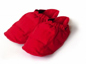 Papuče RELAX červené
