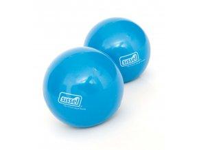 Pilates lopta na tonizovanie svalov