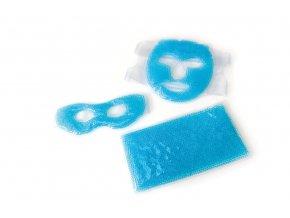 Teplo-chladivá perlová maska