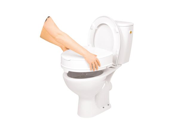 Nadstavce na WC