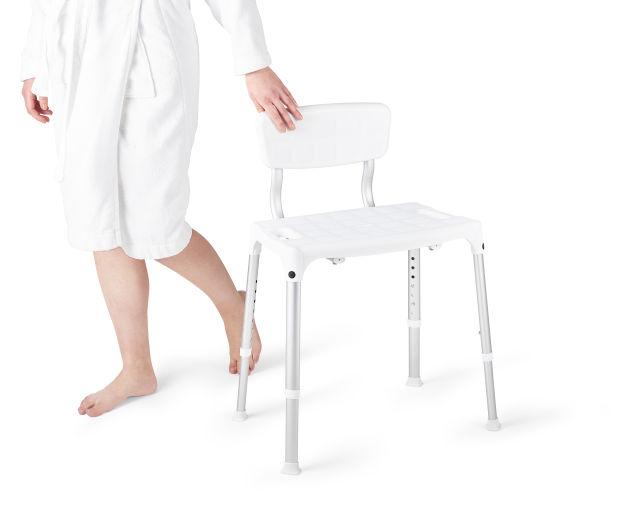 Stoličky do sprchy pre seniorov